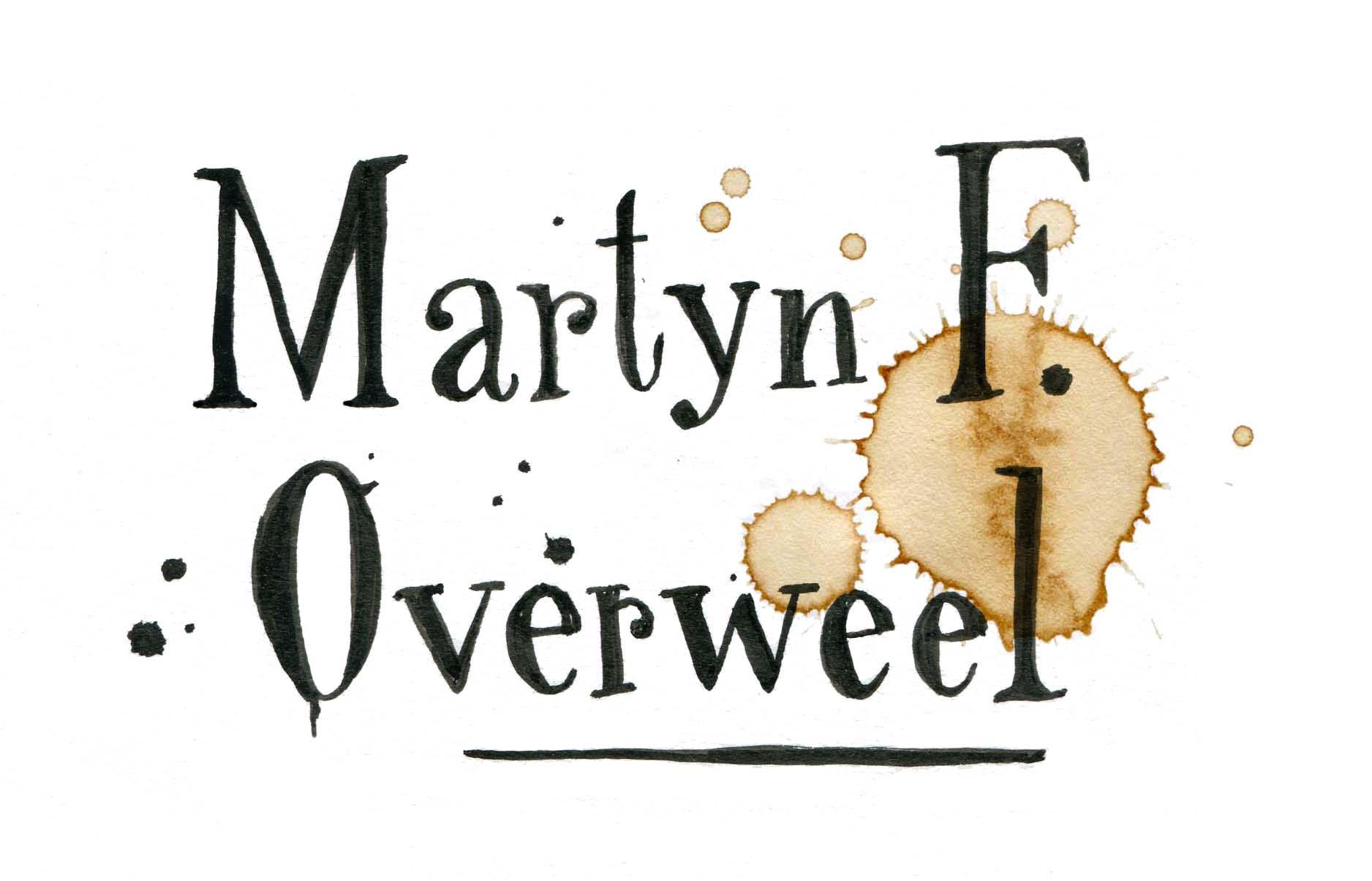 Martyn F. Overweel